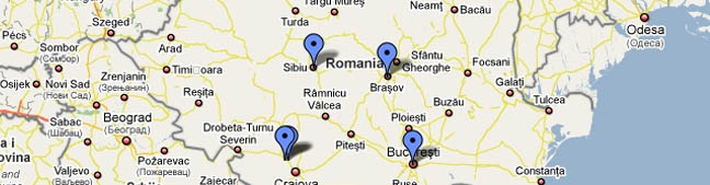 Harta Clientilor